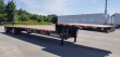 2020 FONT STEEL SINGLE DROP FLATBED