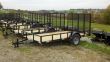 2020 QUALITY TRAILERS 612ECON
