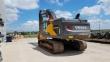 2017 VOLVO EC350