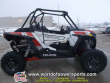 2019 POLARIS RZR XP TURBO - WHITE PEARL