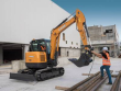 2019 CASE MINI EXCAVATORS CX60C