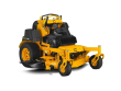 2021 CUB CADET COMMERCIAL STAND ON MOWERS PRO X 648