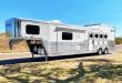 2021 CIMARRON HORSE TRAILER