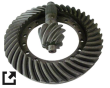 EATON-SPICER 16220 RING GEAR AND PINION