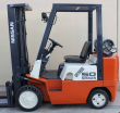 2002 UNICARRIERS CPH02A25