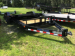 2021 LOAD TRAIL 7X20 TILTED EQUIPMENT TRAILER