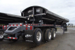 2015 JET TRI-AXLE SIDE DUMP TRAILER
