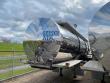 POLAR MC-407 DOUBLE CONICAL 7400 GAL CHEMICAL / ACID TANK TRAILER