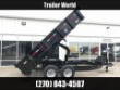 2018 DIAMOND C 21WD 14' DUMP TRAILER