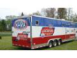 2002 CARGOMATE ELIMINATOR ENCLOSED TRAILER, 36' LONG GO