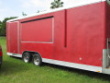 WELLS CARGO PIZZA CONCESSION TRAILER