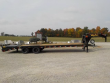 2021 BIG TEX TRAILERS 25GN-HD 25-BK + 5 MEGA RAMP EQUIPMENT TRAILER