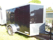 ANVIL 5 X 8 ENCLOSED CARGO TRAILER