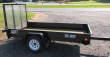 2015 CAR MATE TRAILERS 5 X 10 SST WITH GATE