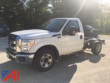 2011 FORD F-250 XL SD