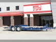 "2019 BEHNKE 83"" X 22' - PARTIAL TILT TRAILER"