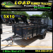 2019 LOAD RUNNER UTILITY TRAILER U60-10S3