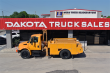 2007 INTERNATIONAL W/4 TON KNUCKLE BOOM W/35FT REACH 11FT BED