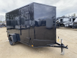 2021 DISCOVERY TRAILERS 6X12 ENCLOSED CARGO TRAILER W/EXTRA HEIGHT AND BLACKOUT