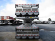 REITNOUER BIG BUBBA 48X102 ALUMINUM FLATBED TRAILER - AIR RIDE, FIXED SPREAD AXLE