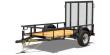 2020 BIG TEX TRAILERS 5X8 30SA-08 UTILITY TRAILER