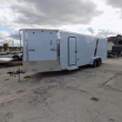 LEGEND EXPLORER 7' X 29' SNOWMOBILE TRAILER - DOWN & PAYMENTS FROM W.A.C - GUARANTEED BEST DEAL