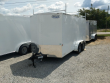 2021 CONTINENTAL CARGO NS714TA2, 7X14 FT. ENCLOSED TRAILER, TANDEM AXLE, 7K RATED