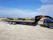 2019 DOOLITTLE TRAILER MFG 102X32 22K ELECTRIC EZ LOADER TILT BED EQUIPMENT TRAILER