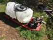 FIMCO GAS -POWERED SKID SPRAYER