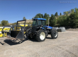 NEW HOLLAND UTILITY TV145