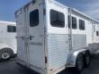 2008 MERHOW TRAILERS 7307 HORSE TRAILER