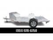 2020 ALUMA MC10 MOTORCYCLE TRAILER STOCK# 06152