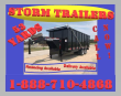 2019 TEXAS PRIDE TRAILERS DT82226KGN DUMP TRAILER