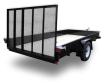 2015 CAR MATE TRAILERS 6 X 12 SST