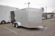 2020 NEO TRAILERS NAMR 7X14 W/3FT. WEDGE NOSE MOTORCYCLE TRAILER