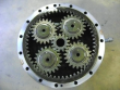 NEW HOLLAND SWING DRIVE SPARE PARTS FOR E 385 EXCAVATOR