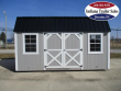 2021 SHEDS DIRECT 10X16 PAINTED SMART BARN