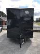 2018 ANVIL 7X16 TA BLACKOUT ENCLOSED CARGO TRAILER