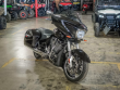 2014 VICTORY MOTORCYCLES® CROSS COUNTRY 8-BALL GLOSS BLACK