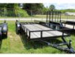 CARRY-ON 6X18 GW FLATBED UTILITY TRAILER STOCK# 02758CO