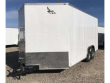 2019 LARK UNITED 102X18 VT CAR / RACING TRAILER