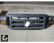 2007 FORD F250SD (SUPER DUTY) GRILLE