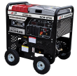 BRAND WARRANTIED - AMP POWERED GENERATOR COMPRESSOR