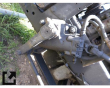 1998 TRW/ROSS TAS65-004 POWER STEERING GEAR