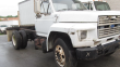 1984 FORD F750 SALVAGE TRUCK