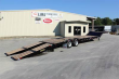 PITTS LB35-33CS 35 TON TRUE PAVER LOWBOY TRAILER