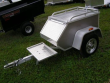 2021 MOTORCYCLE TRAILER