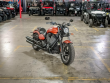 2013 VICTORY MOTORCYCLES® JUDGE SUEDE NUCLEAR SUNSET