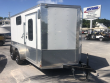 2017 COVERED WAGON TRAILERS SILVER 6'X12' DUAL AXLE