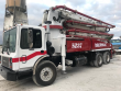 2006 MACK CONCRETE PUMP TRUCK